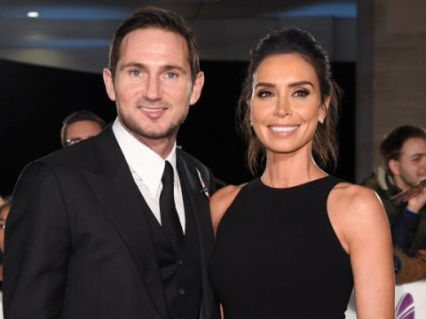 Christine Lampard reveals she saved husband Frank's life after 'funny feeling' about dodgy scaffolding