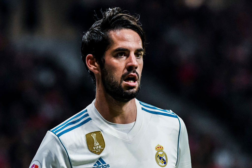 Real Madrid manager Zinedine Zidane rubbishes claims Isco is set to leave the club