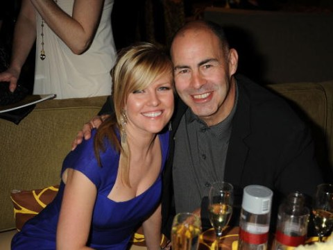Ashley Jensen tells inquest she had 'no idea husband was capable of taking own life'