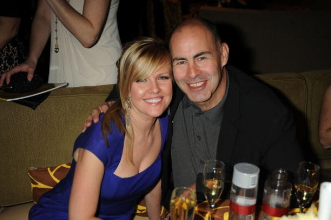 Ashley Jensen and Terence Beesley