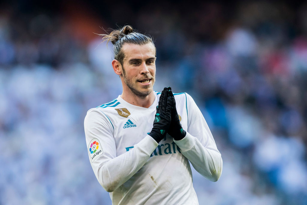 Manchester United have ditched their interest in Real Madrid misfit Gareth Bale