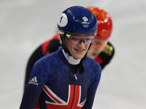 Elise Christie reveals her greatest weakness ahead of 500m short track speed skating event