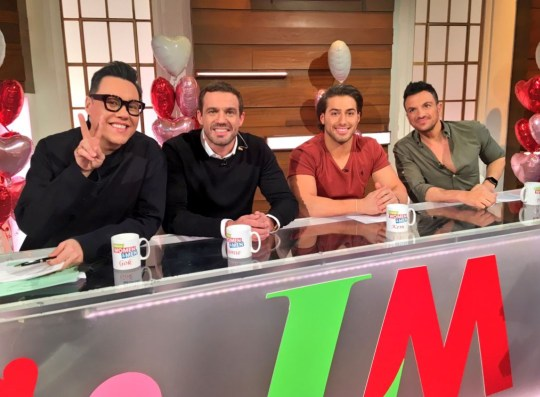 Gok Wan age, net worth and partner as he appears on Loose