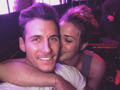 Strictly's Gorka Marquez and Gemma Atkinson finally confirm their romantic with selfie