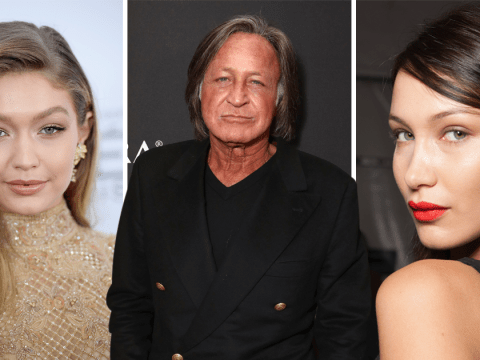 Bella and Gigi Hadid's father Mohamed denies date rape allegations by fashion model