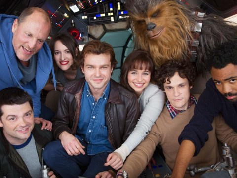 Han Solo movie trailer 'to finally drop during Super Bowl'