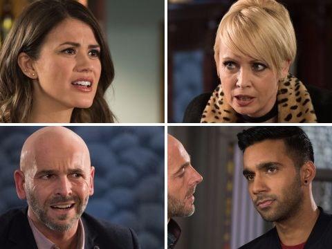 10 Hollyoaks spoilers: Sienna shocking lie, Sami revenge and Nancy in danger