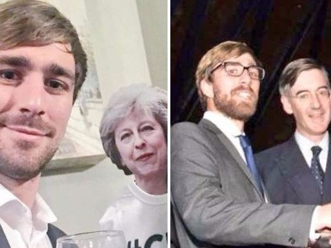 Leader of Tory youth wing denies assault allegations