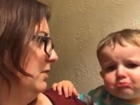 Aldi-loving toddler left in tears when his mum tells him it's closed