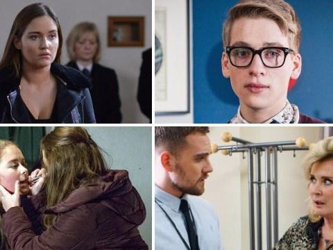 25 soap spoilers: Phelan twist in Coronation Street, Emmerdale acid attack accusation, EastEnders funeral, Hollyoaks grief