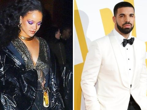 Drake thinks Rihanna looked sexy at the Grammys, not pregnant