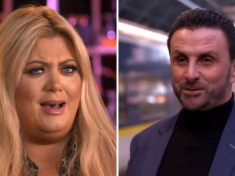 Viewers criticise Gemma Collins after she stood up date who bought tickets to Paris on Celebs Go Dating