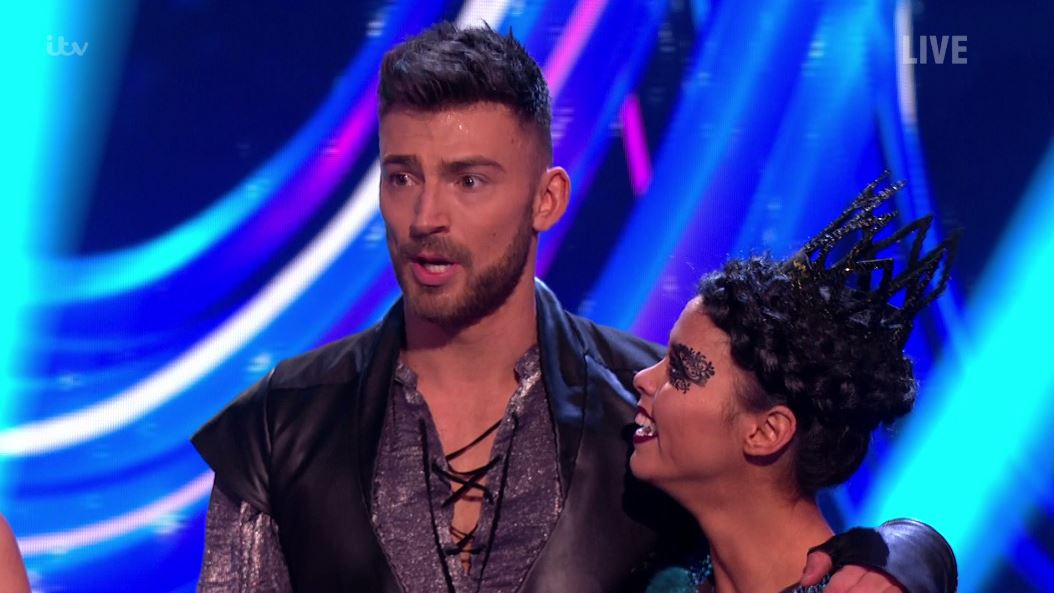 Dancing On Ice viewers say 'end the show now' after Jake Quickenden earns highest score of the series