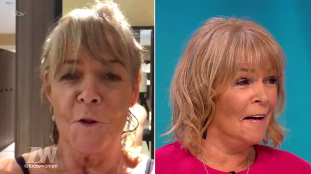 Loose Women's Linda Robson says she wants plastic surgery after fan said she had a 'vagina neck'