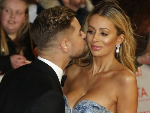 Love Island's Olivia Attwood insists she and Chris Hughes are 'fine' after 'sending flirty messages to exes'