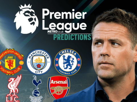 Michael Owen's predictions, including Manchester United v Chelsea and Carabao Cup final