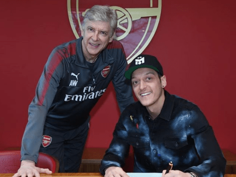 Arsenal may be forced to sell Aaron Ramsey and Danny Welbeck due to Mesut Ozil wage hike