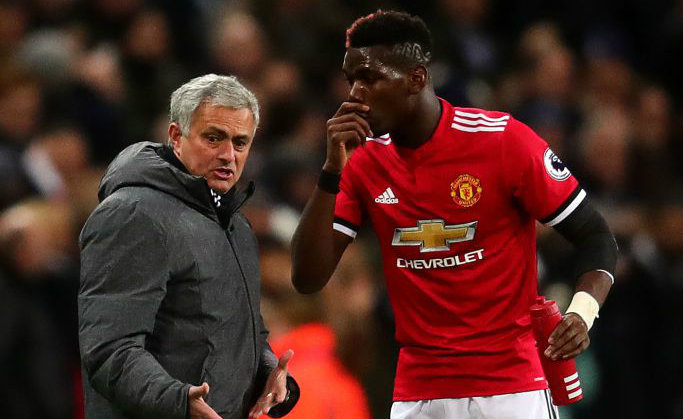 Jose Mourinho and Paul Pogba hold hour-long crisis talks on two major topics