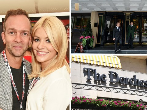 Holly Willoughby's husband Dan Baldwin 'went to Presidents Club dinner' as it's hit by sexual harassment claims'