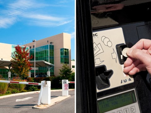 Hospital parking charges a 'stealth tax on patients and the vulnerable'