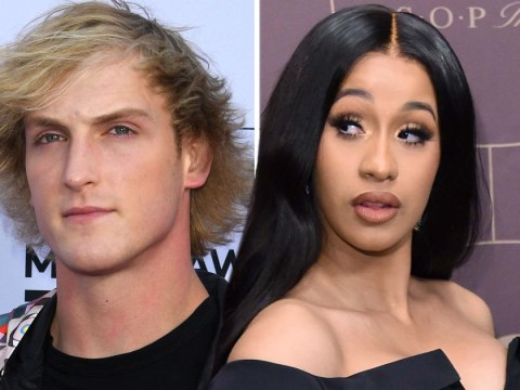 Logan Paul is being dragged over his comment on Cardi B's photo following suicide forest controversy