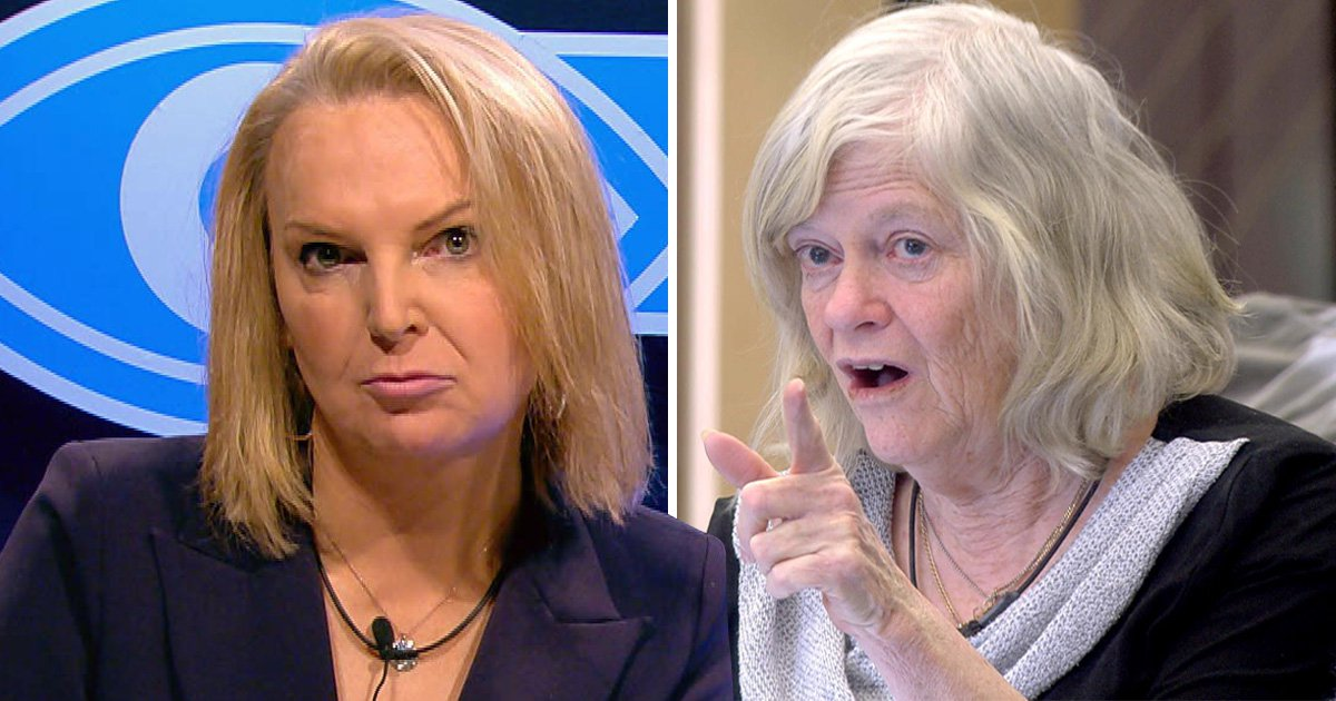 CBB's Ann Widdecombe and India Willoughby clash in heated argument over gender reassignment surgery