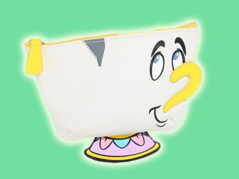 You can now accompany your Chip purse with this Chip makeup bag