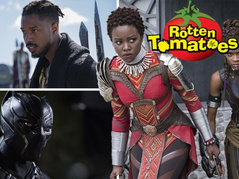 Trolls are trying to sabotage Marvel's Black Panther on Rotten Tomatoes and the film's not even out yet