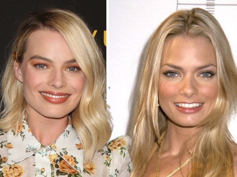 Fans have spotted uncanny resemblance between Margot Robbie and Jaime Pressly and it's freaking everyone out