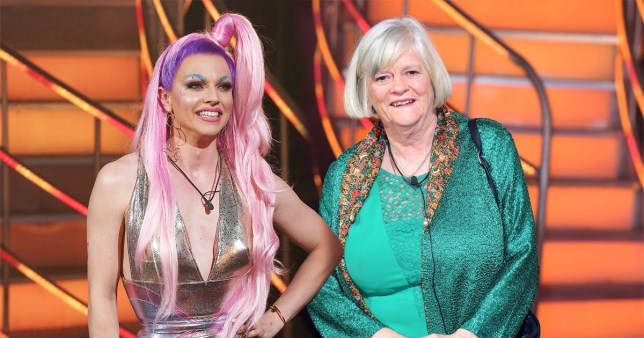 Courtney Act/Ann Widdecombe opinion piece