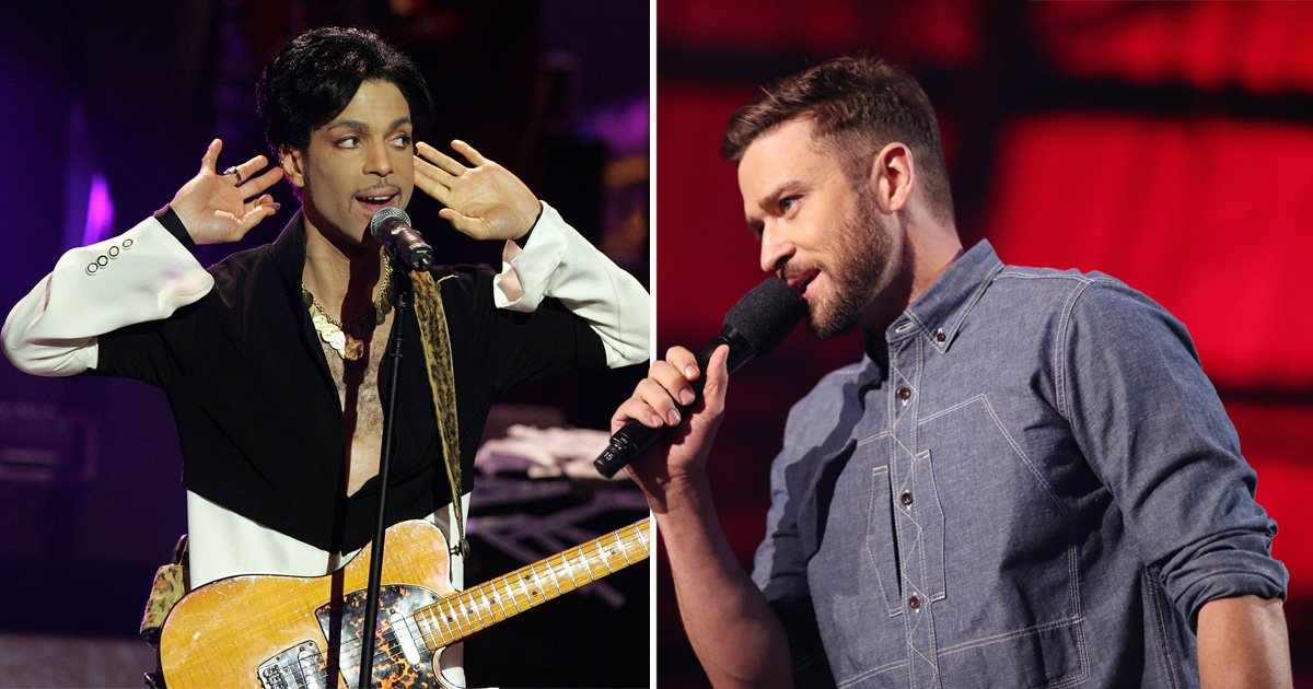 Prince's family claim there will no hologram during Justin Timberlake's Super Bowl half-time show