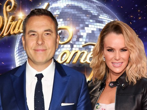 BGT's Amanda Holden and David Walliams take swipe at Strictly over same-sex dance partners