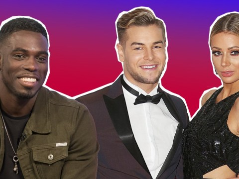 Love Island's Marcel Somerville thinks Chris and Olivia should 'stop shouting' at each other as he dishes love advice