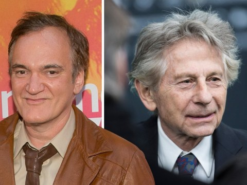 Quentin Tarantino claims Roman Polanski's statutory rape victim was 'down with it' in unearthed interview