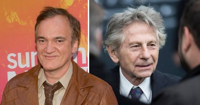 Quentin Tarantino defends Roman Polanski