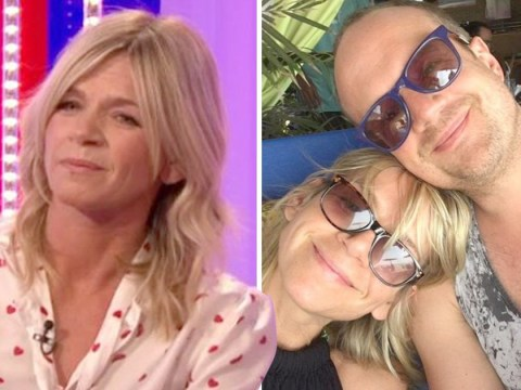 Zoe Ball 'wishes she told boyfriend Billy Yates she loved him' before his death