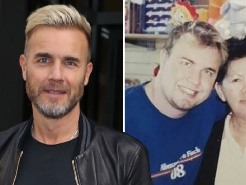 Gary Barlow vows to never put on weight again after revealing throwback snap