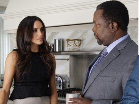 Meghan Markle used code words to speak about Prince Harry on Suits set