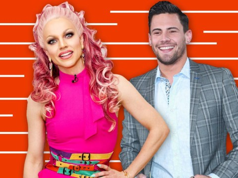 Courtney Act on friendship with CBB's Andrew: 'It's important to acknowledge that gay and straight men can be friends'