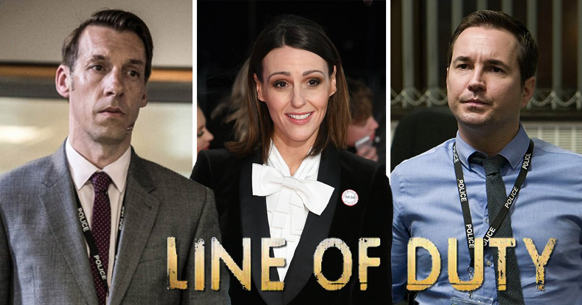 Line Of Duty's Craig Parkinson is on board with a Suranne Jones guest appearance in series 5: 'She'd kill it'