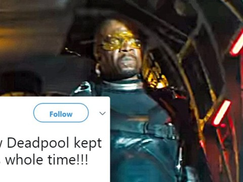 Terry Crews kept his role in Deadpool 2 a secret and people have lost their minds over it