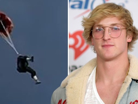 Logan Paul shares the moment his parachute failed to open: 'The day I should have died'