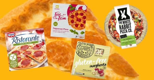 best gluten-free pizzas