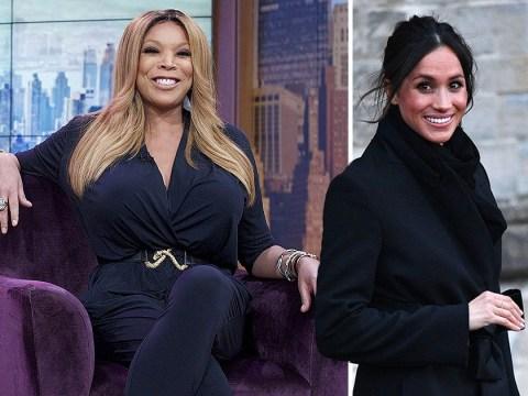 Wendy Williams sharpens claws for 'random princess' Meghan Markle after Kim Kardashian 'selfish' drama