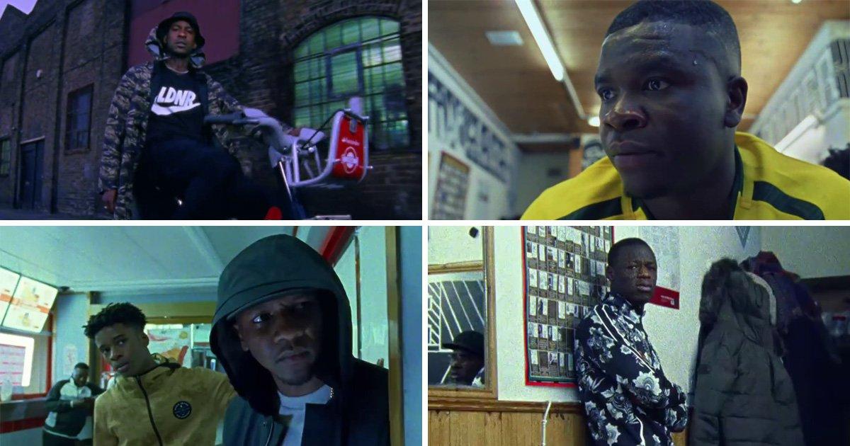Kent Cielo noche  Watch Nike advert 'Nothing Beats A Londoner' featuring Skepta, Big Shaq,  and Rio Ferdinand | Metro News