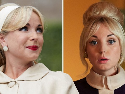 Call The Midwife's Helen George hits back at body shamer who said she needs to be 'put on a diet' after giving birth