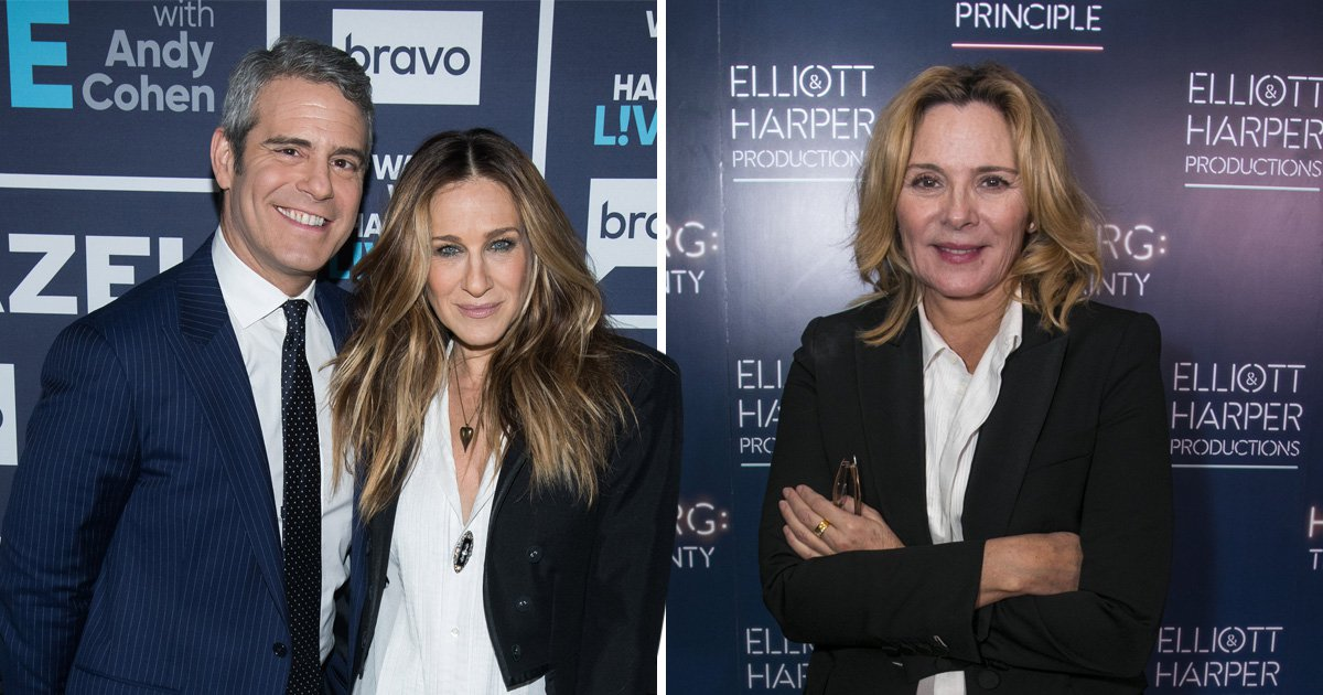 'There's only one person fighting here': Andy Cohen blasts Kim Cattrall for scathing Sarah Jessica Parker comments