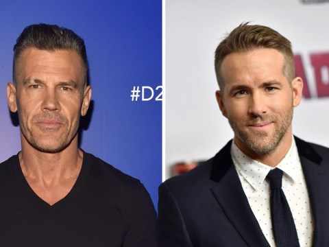 Ryan Reynolds wishes Deadpool 2's Josh Brolin happy birthday in the most Wade Wilson way possible