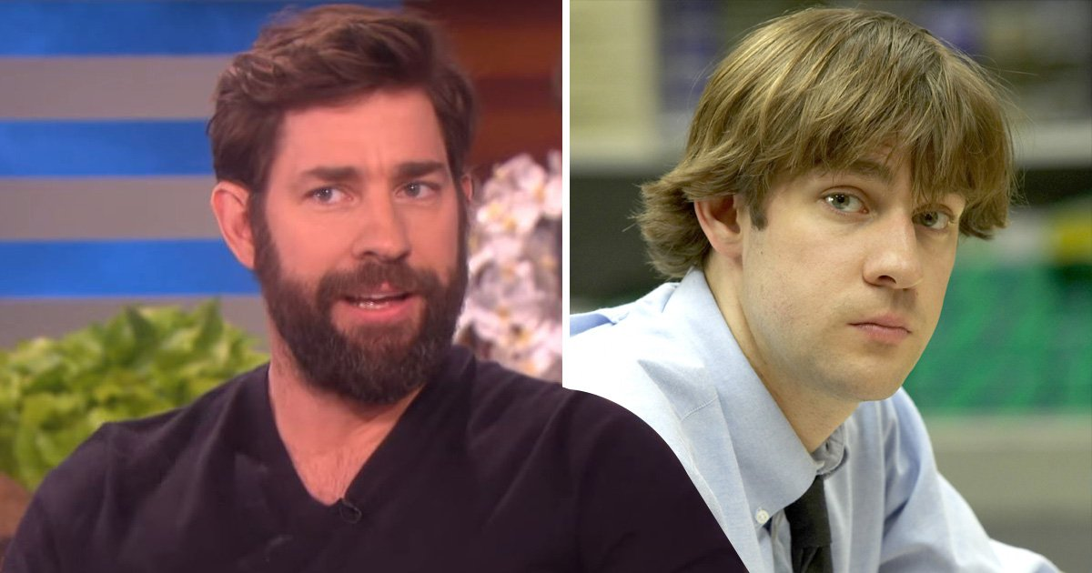 John Krasinski is totally up for getting The Office gang back together for a revival – but he hasn't had a call