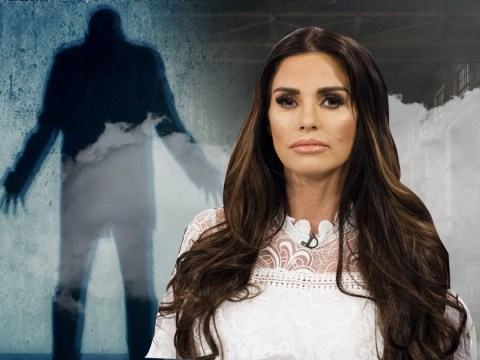 Katie Price confirmed as Celebrity Haunted Mansion's first ghost-hunter as the hosts back her all the way